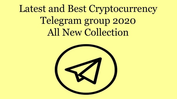 best telegram groups for cryptocurrency