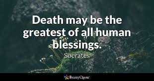 What Is Important Life Or Death Quora