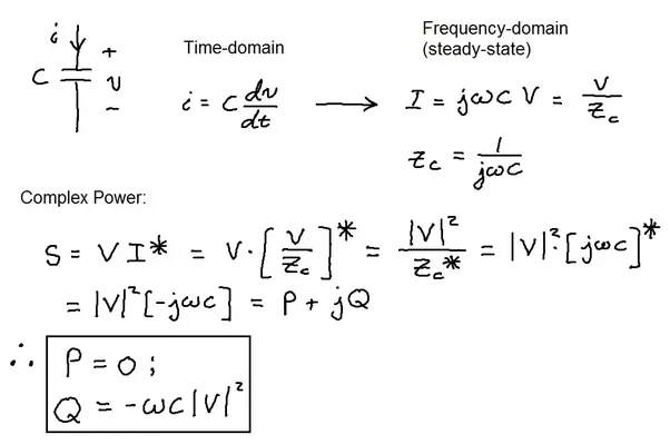 reactive power consumption in transmission line pdf