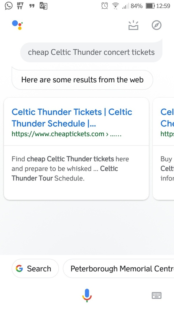 Cheap Tickets Concert >> How To Get Cheap Celtic Thunder Concert Tickets Quora