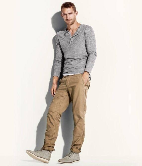 do a grey shirt and khaki pants match quora