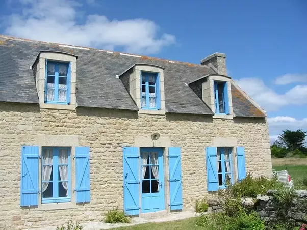 What Does The Typical French House Look Like