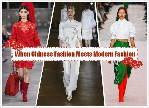 Is There A Distinct Style Of Modern Chinese Fashion Like In Japan Or Korea Quora