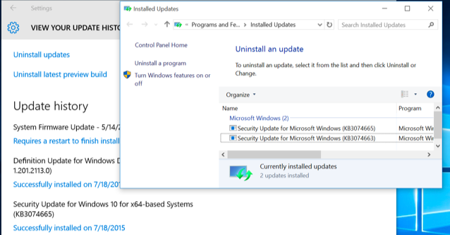 Why is there Windows update every single day for Windows 10