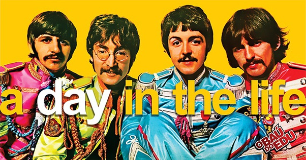 What is the Beatles song A Day in the Life about? - Quora