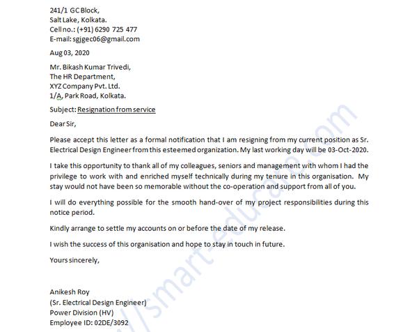 Resignation Letter Bad Work Environment from qph.fs.quoracdn.net