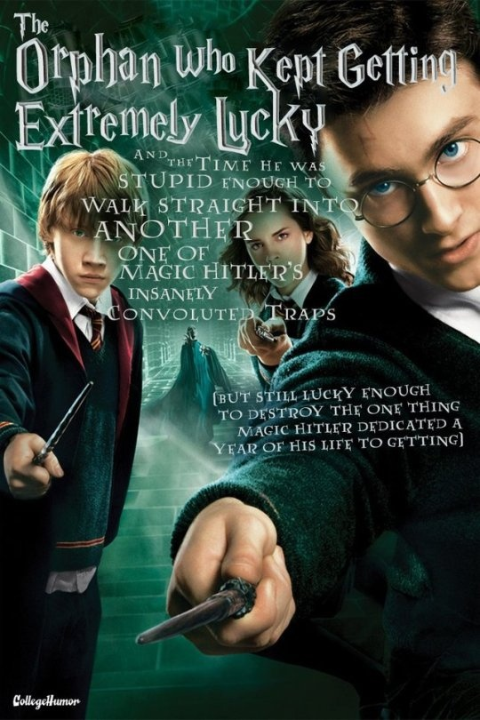 Which Harry Potter character is the most overrated and
