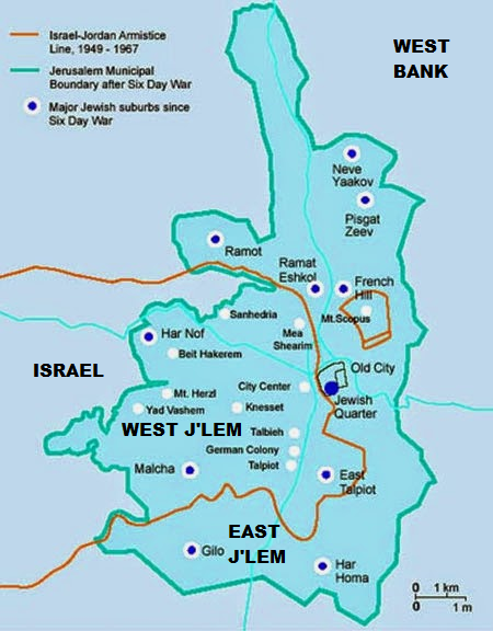 What Are The Consequences Of Moving United States Embassy From Tel Aviv To  Jerusalem?