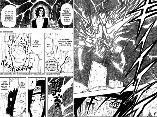 What is the coolest jutsu in Naruto? - Quora