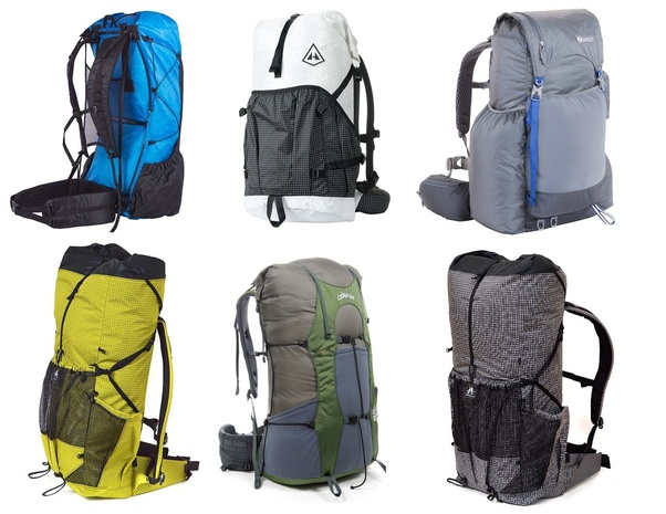 55d5d61a95e9 What s the best backpack for ultralight backpacking  - Quora