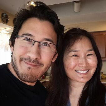 2018 is markiplier dating Amy Nelson