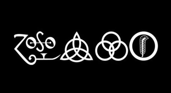 What Does The Led Zeppelin Zoso Symbol Signify Quora