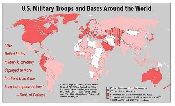 united states as a world superpower American supremacy, and its role in the world as a superpower, has been   states clearly came out on top as a superpower but by the end of wwii, it had a.