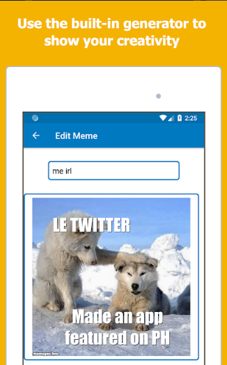 What are the best meme generator apps for android? - Quora