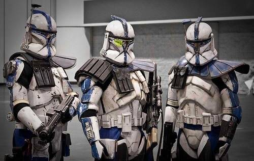 In Star Wars, Do You Personally Prefer The Clone Troopers, Or Storm Troopers?    Quora