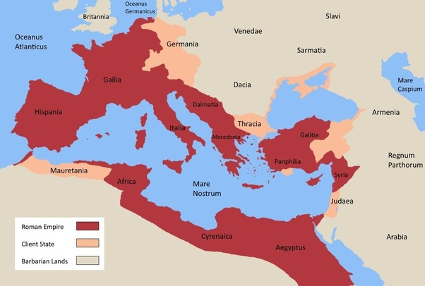 roman empire augustus map What Happens If A Scientist Approached Augustus Caesar And Told roman empire augustus map