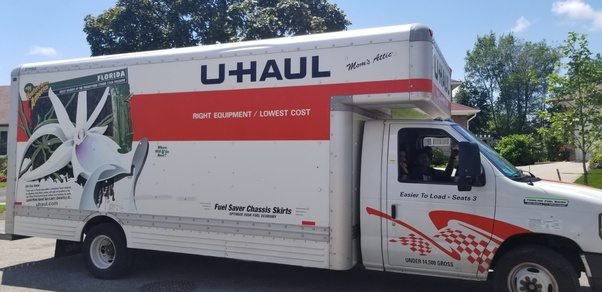 Can I drive a U-Haul truck on an Ontario G2 license? - Quora