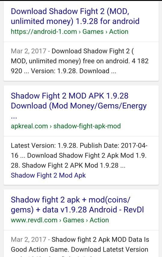 взломанную игру shadow fight 2 на андроид