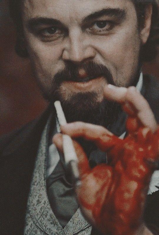 Django Unchained Broken Glass