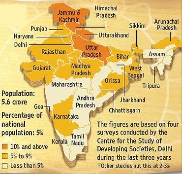 Which State Has The Highest Brahmin Population In India Quora - Highest population caste in world