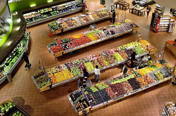 How to open a supermarket in India and what are the external factors