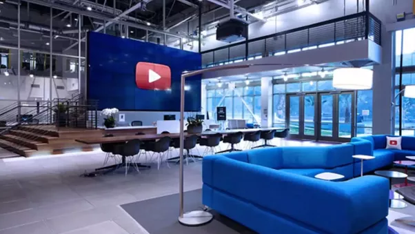 YouTube Has A Production Space In Los Angeles That Is Free To Use If You  Have 10,000 Subscribers.
