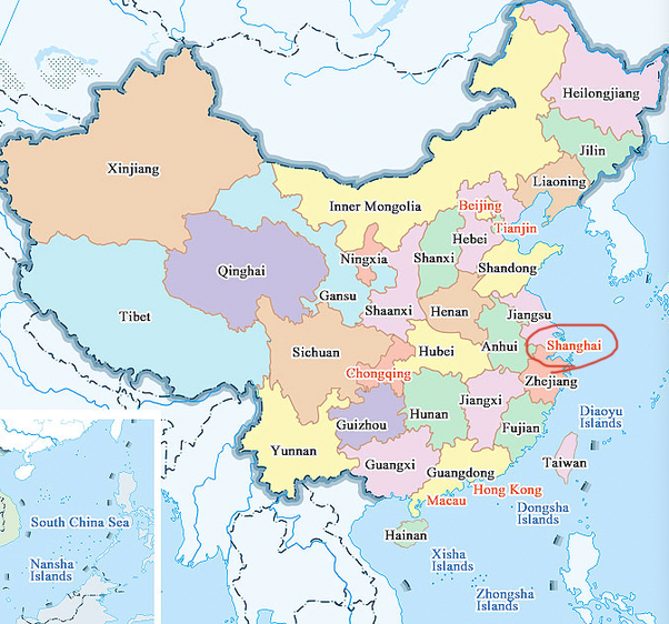 How will china look if it splits into smaller countries quora a round table is set up between the central government in beijing and xu binglei to work out the issues it quickly becomes clear however that xu has no gumiabroncs Gallery