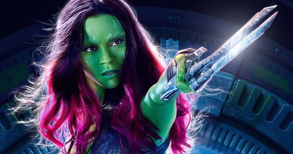 What happened to Gamora of 2014? Was she dusted by Tony's ...