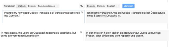 English To Italian Translator Google: How Good Is Google Translate At Translating Languages Like