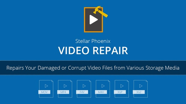 How to recover the corrupted video files saved to my