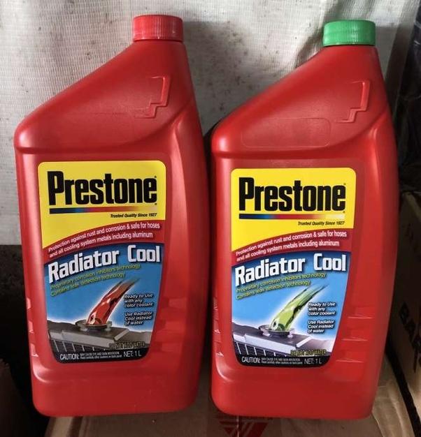 Ethylene Glycol Coolant >> Apa Merek Radiator Coolant Yang Aman Untuk Mobil Lama Quora