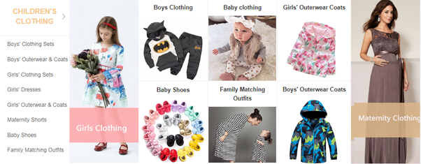 eaeae86766e7d It's a professional B2B platform to wholesale clothing in China since 2003.  Wholesalers can order cheap baby clothes directly from Chinese factories.