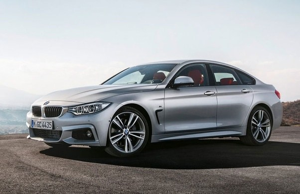 The Two Cars Are Basically Identical Because 4 Series Is Based On 3 Main Reason Why Bmw Made Was To Give People A