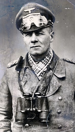 What did happen to Erwin Rommel's daughter and is his