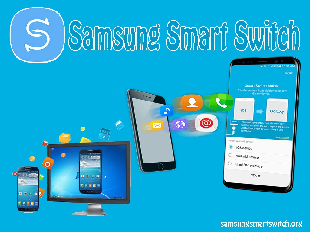 What is the Samsung Smart Switch for PC? How can Smart Switch be