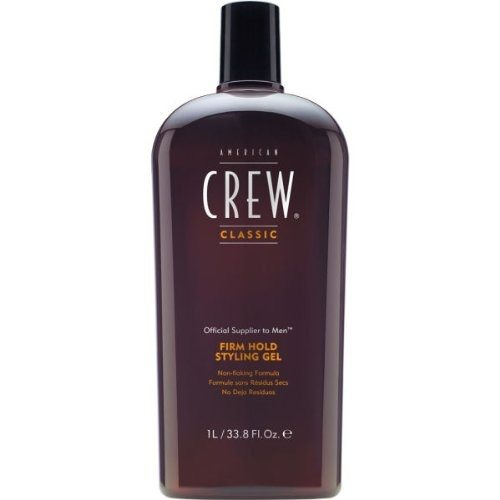 Best Choice:American Crew Firm Hold Styling Gel