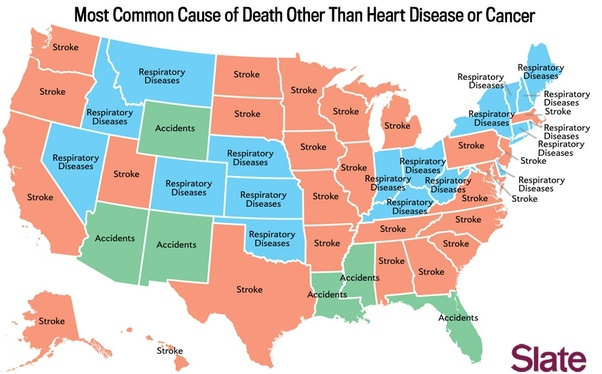 In what US state is someone the most likely to die in a car accident ...