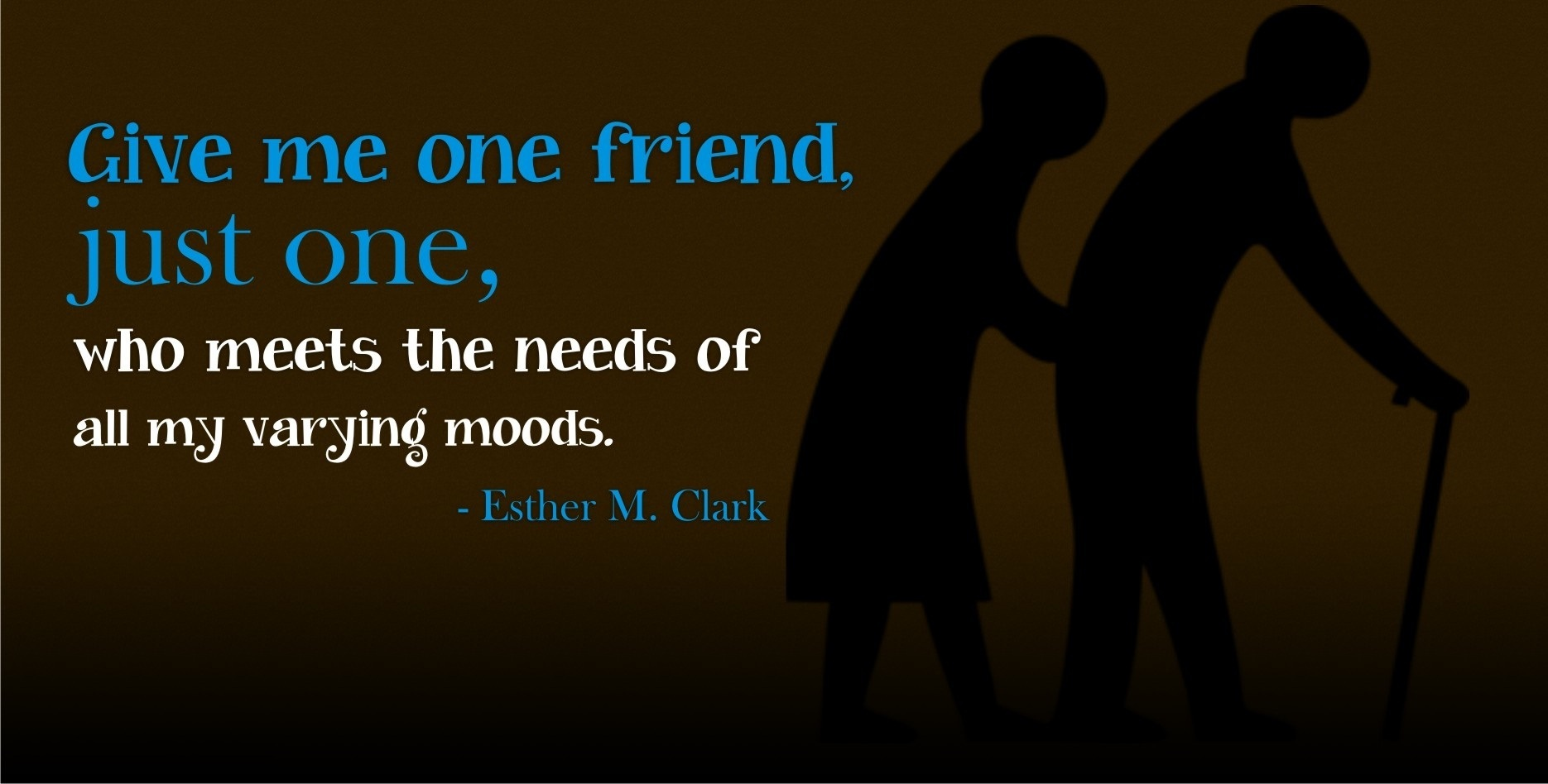 what is the nature of friendship