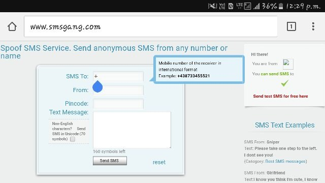 How to send text messages to others from any number - Quora