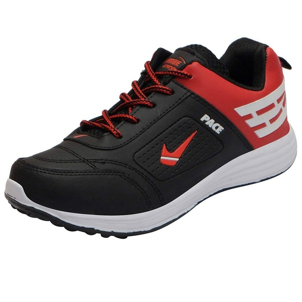 Wear the coolest range of Vostro Landon Men Sports Shoes. Available at a budget-friendly price of rupees 899. Its Lightweight sole made of PVC material that ...