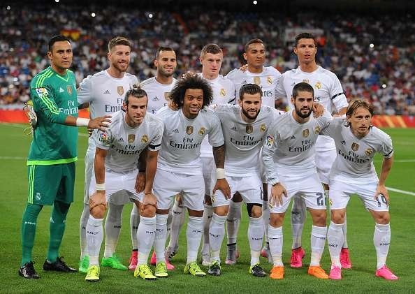 5db2b6282e1 Real Madrid  Los Blancos was founded in 1902 as Madrid football club but it  was king Alfonso XIII that changed the name to  Real  which means  Royal   in ...