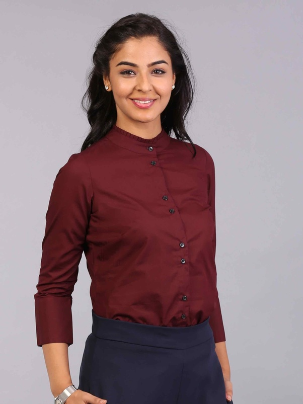 aa2322dc625 What is the dress code in TCS-ILP for girls  - Quora