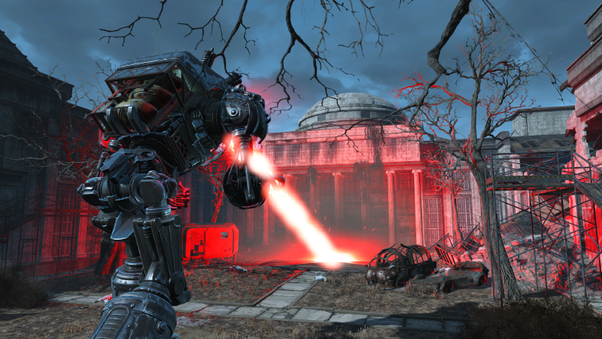 which of the major 4 factions in fallout 4 the institute