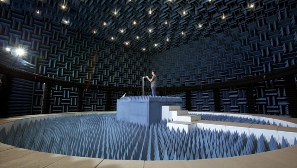 An Anechoic Chamber For Instance Is About As Truly Soundproof As Is Possible These Rooms Employ Many Tactics To Prevent Sound From