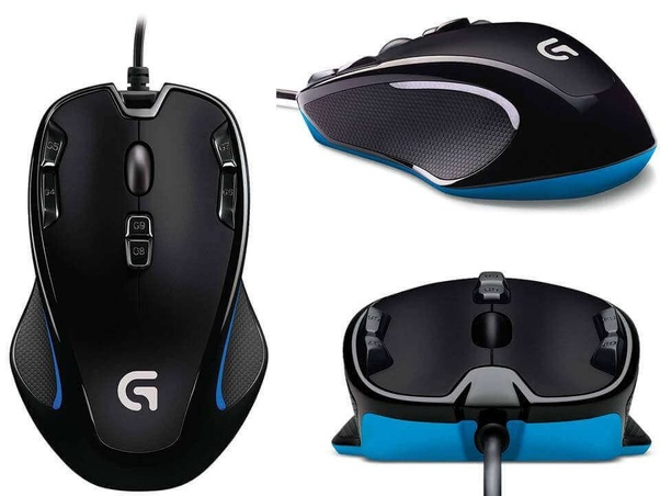 b54bd5f9f3e The compact shape of this gaming mouse makes you feel comfy while holding  in the palm. This gaming mouse is perfect for those gamers, who do not want  a ...