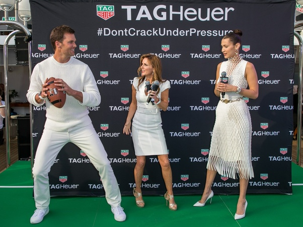 Who wears the pants in the family, Tom Brady or Giselle Bundchen