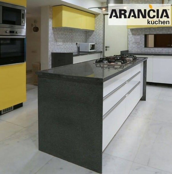 Which Is The Best Material For The Modular Kitchen Cabinets And Racks?
