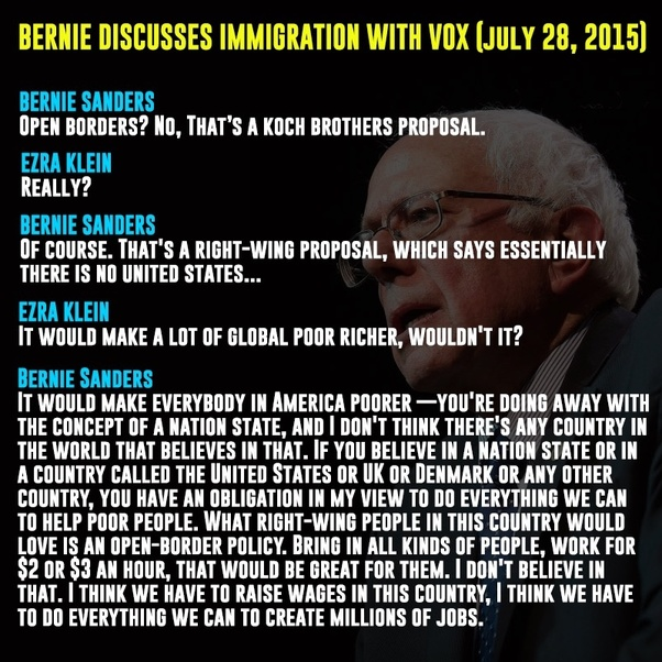 People claim that we need illegal immigrants to work or our country