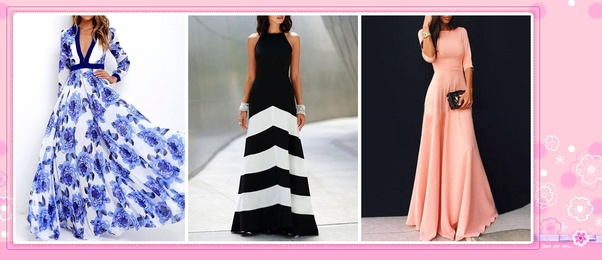What Are The Different Types Of Fashion Party Dresses And Boho
