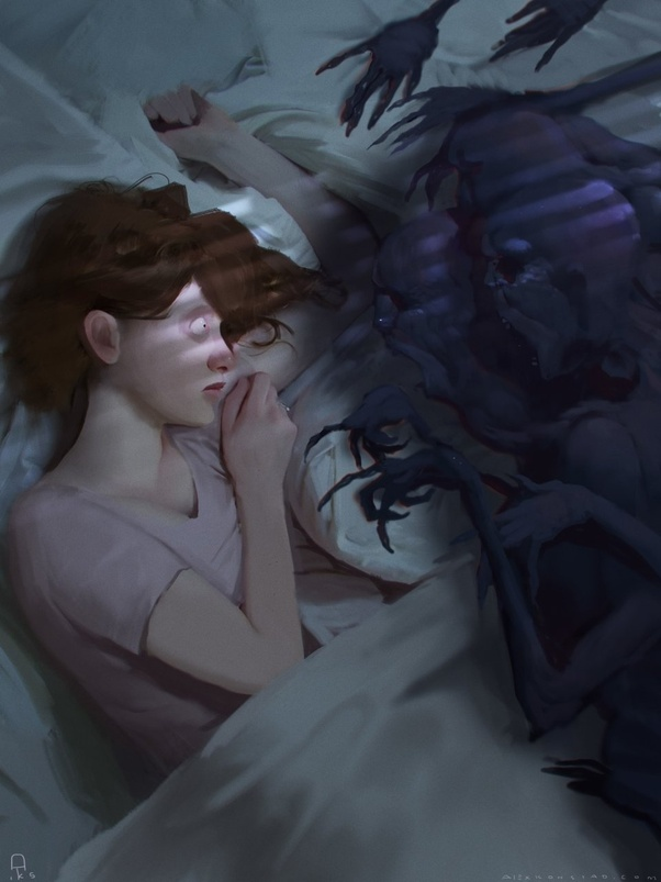 What are your stories of sleep paralysis? - Quora